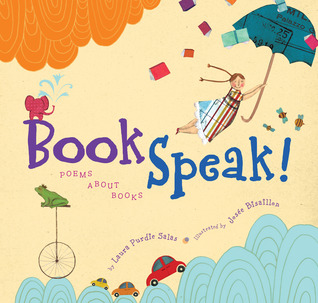 BookSpeak!: Poems about Books (2011)