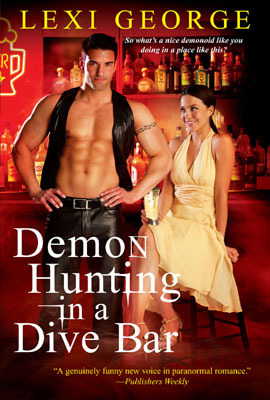 Demon Hunting in a Dive Bar (2013)