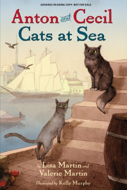 Anton and Cecil: Cats at Sea (2013)