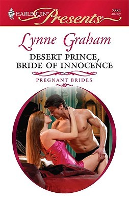 Desert Prince, Bride of Innocence (Pregnant Brides, #1) (2000)