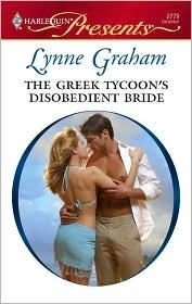 The Greek Tycoon's Disobedient Bride (2008)