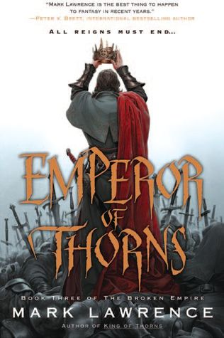 Emperor of Thorns (2013)
