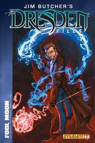 The Dresden Files: Fool Moon, Volume 1