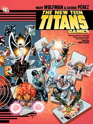 The New Teen Titans: Games (2011)