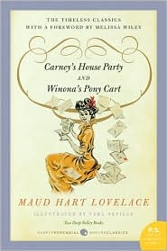 Carney's House Party/Winona's Pony Cart (Deep Valley, #1 & #3) (2010)