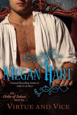 Virtue and Vice (Order of Solace #4) by Megan Hart (2000)