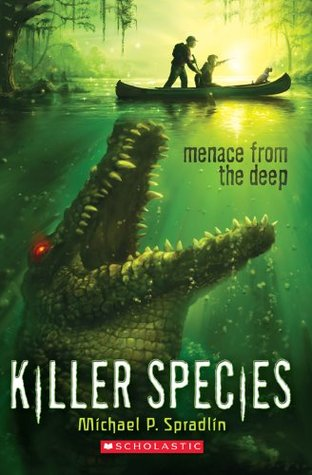 Killer Species #1: Menace From the Deep (2013)