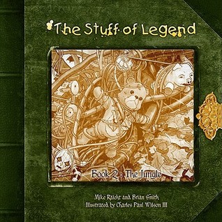 The Stuff of Legend, Book 2: The Jungle (2011)
