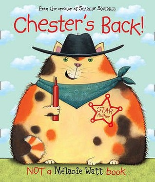 Chesters Back Book & CD (2009)