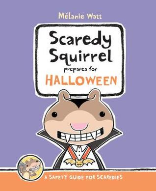 Scaredy Squirrel Prepares for Halloween (2013)