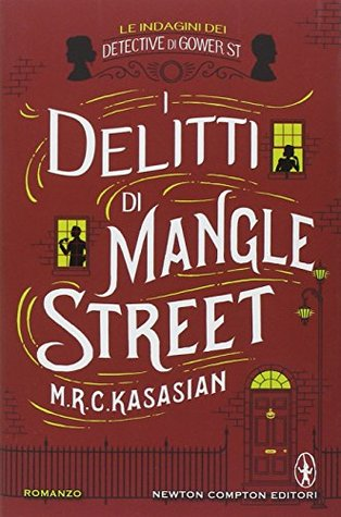 I delitti di Mangle Street (2014)