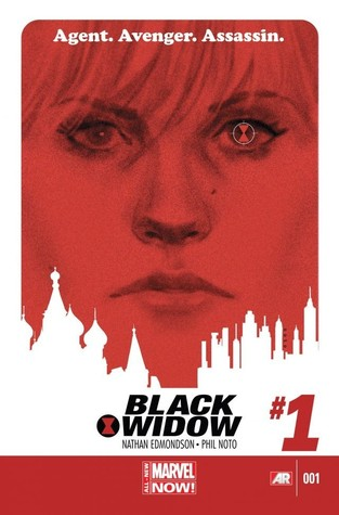 Black Widow (2014-) #1 (2014)