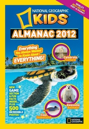 National Geographic Kids Almanac 2012 (2011)