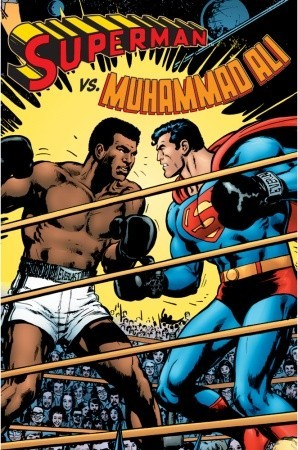Superman vs. Muhammad Ali Facsimile (1978)