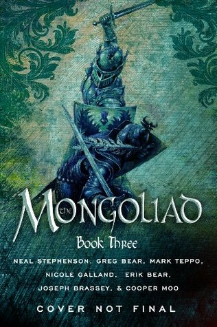 The Mongoliad: Book Three (2013)