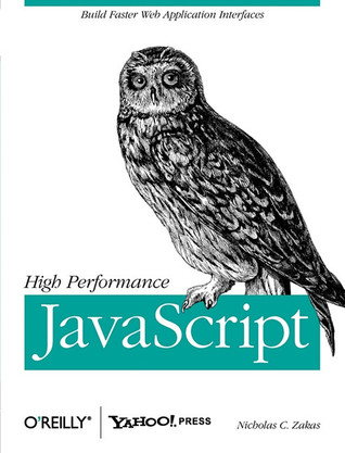 High Performance JavaScript (2010)