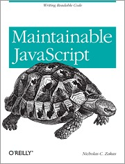 Maintainable JavaScript (2012)