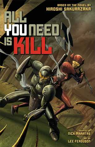 All You Need Is Kill (Graphic Novel) (2014)