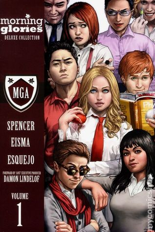 Morning Glories: Deluxe Collection, Volume 1 (2011)