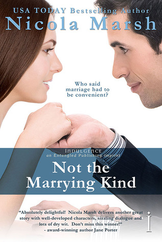 Not The Marrying Kind (2012)