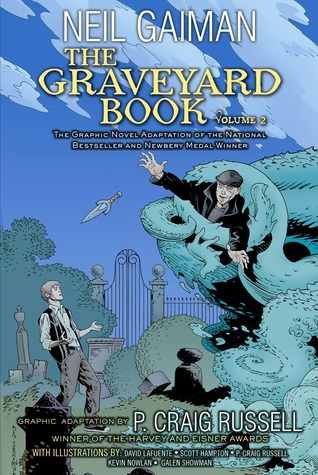 The Graveyard Book Volume 2 (2014)