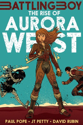 The Rise of Aurora West (2014)