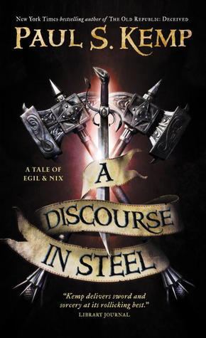 A Discourse in Steel (2013)