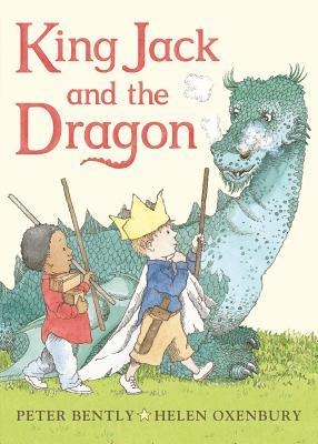 King Jack and the Dragon Board Book (2013)