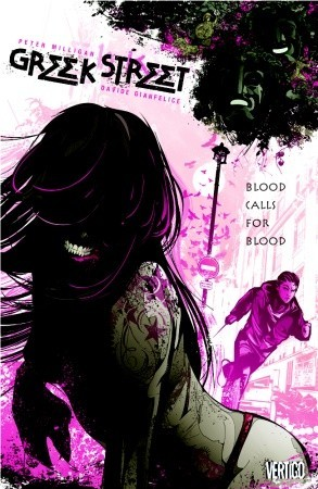 Greek Street, Vol. 1: Blood Calls for Blood (2010)