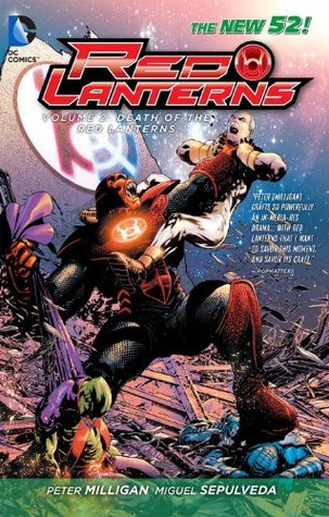 Red Lanterns, Vol. 2: The Death of the Red Lanterns (2013)