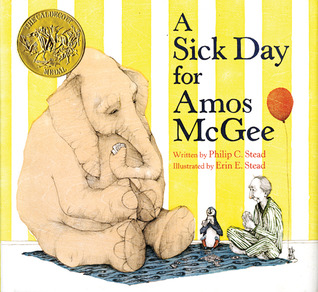 A Sick Day for Amos McGee (2010)