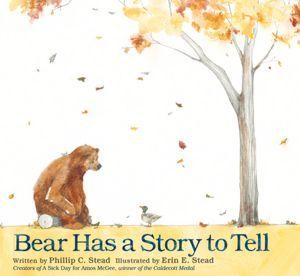 Bear Has a Story to Tell (2012)