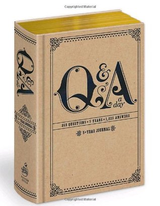 Q&A a Day: 5-Year Journal (2010)