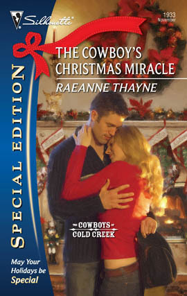 The Cowboy's Christmas Miracle (Cowboys of Cold Creek, #4) (2000)