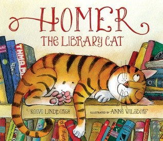 Homer, the Library Cat (2011)