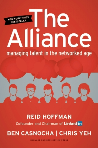 The Alliance: Managing Talent in the Networked Age (2014)