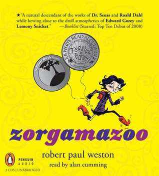 Zorgamazoo Audio CD (2010)