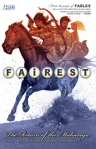 Fairest, Vol. 3: The Return of the Maharaja (2014)