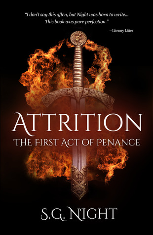Attrition: the First Act of Penance