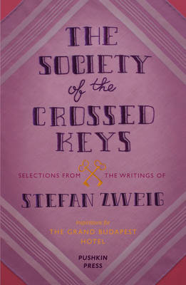 The Society of the Crossed Keys (2014)