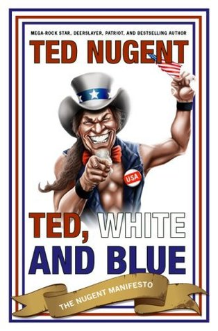 ted, white, & blue (2000)