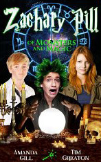 Zachary Pill Dragon Magic: Book 1