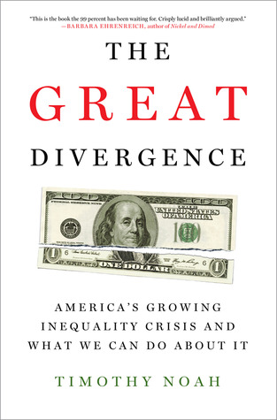 The Great Divergence: America's Growing Inequality Crisis and What We Can Do about It (2012)