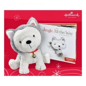 Jingle All The Way ~ Interactive Storybook And Story Buddy Jingle Pup