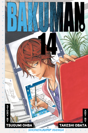 Bakuman, Volume 14: Psychological Warfare and Catchphrases (2012)