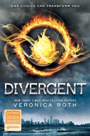 Divergent (2010) by Veronica Roth