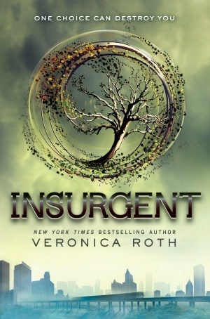 Insurgent (2011) by Veronica Roth