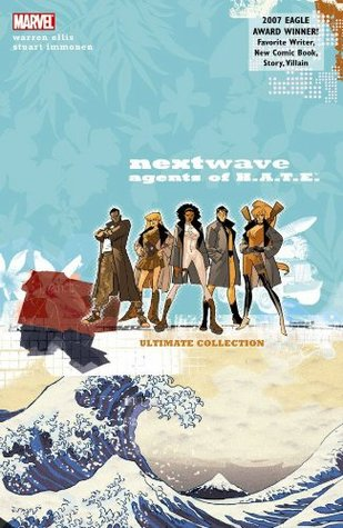 Nextwave, Agents of H.A.T.E. Ultimate Collection (2010)