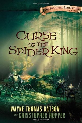 Curse of the Spider King (2009)