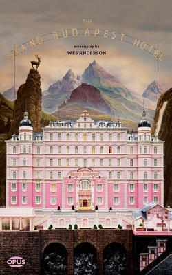 The Grand Budapest Hotel: The Illustrated Screenplay (2014)